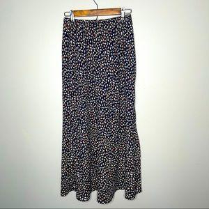 Vintage Carol Anderson Collection Maxi Skirt